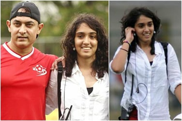OMG! Aamir Khan's daughter Ira Khan is all grown up and so beautiful!