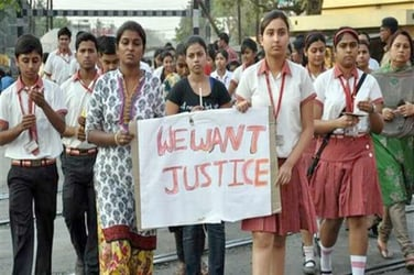 We want the government to allow our women to shoot the rapists in public, says Bulandshahr rape victims' family