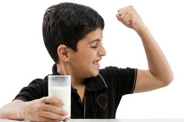 The great Indian milk debate: How much milk does an Indian child actually need?