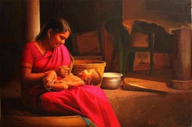 Shubh Maatru Divas! You OUGHT to read this if you are a mum!