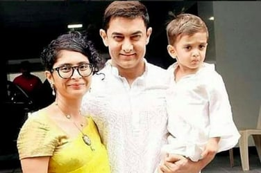 In a first, Aamir Khan and Kiran Rao share their personal journey through surrogacy!