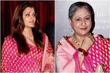 Aishwarya Rai Bachchan and mum-in-law wore the same saree at one point! Here's why you should do it too!