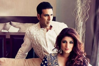 """Twinkle Khanna's reply on """"why she didn't change her surname after marriage"""" will make you feel empowered!"""