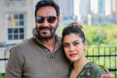 Kajol and Ajay sure know how to keep the magic alive in their marriage!