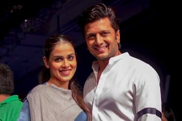 New dad Riteish Deshmukh has a very important message for all Indian parents!