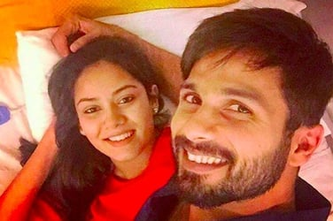 New parents Shahid Kapoor and Mira Rajput haven't named their daughter because of THIS very common reason!