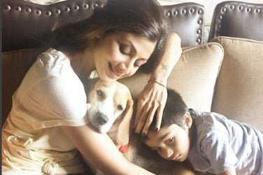 This is the reason why mum Shilpa Shetty doesn't let her son watch TV!