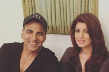Have you seen Akshay Kumar's new tattoo for wife Twinkle?