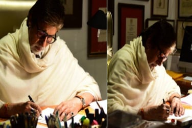 Amitabh Bachchan's letter to his granddaughters, Aaradhya and Navya, is the best thing you'll read today!