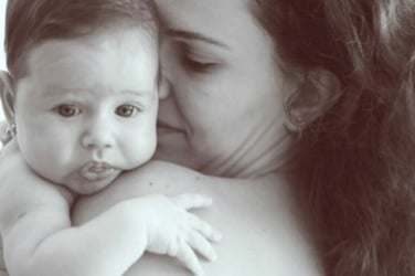 The power of a mother's hug can be miraculous. Here's why.