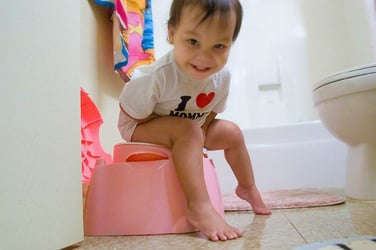 Things that you need to know before you start potty training