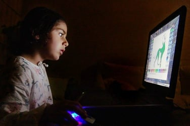 """""""Digital Heroin"""": Too much screen time turning kids into psychotic junkies"""