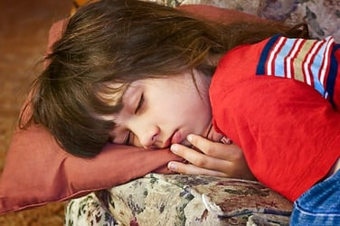 Your child has a tummy ache? Try these all natural remedies!