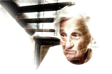 An 80-year-old woman is tortured and hung upside down from the ceiling by her OWN son!