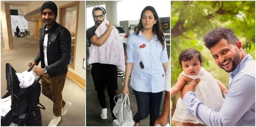 These 5 celeb babies will celebrate their first Diwali this year!