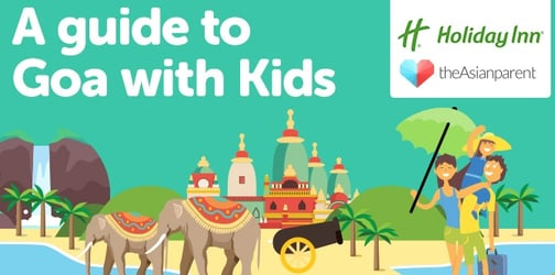Explore the hidden attractions of Goa with your child!