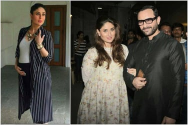 Kareena's baby might share his birthday with THIS special member of her family