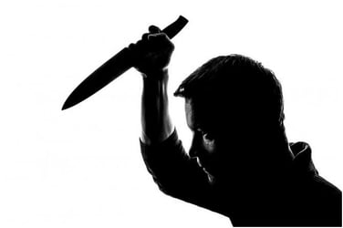 Shocking! Killer husband stabs wife of 30 years inside their car in South Delhi