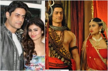 OMG! Reel life Shiva-Sati, Mouni Roy and Mohit Raina, are getting married for real!