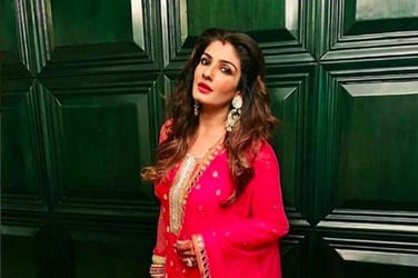 Mum Raveena Tandon is clearly defying the ageing process. Here's how!