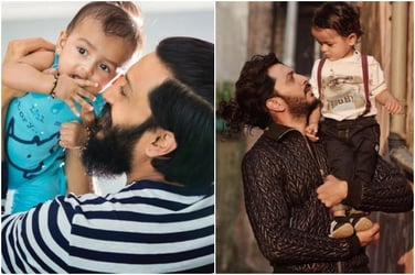 Riteish Deshmukh reveals how Riaan has become a doting big brother