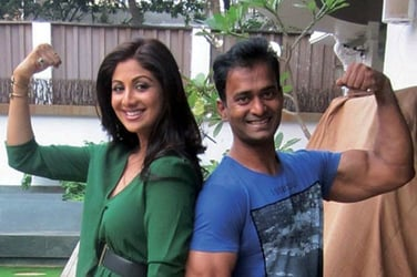 Exclusive! Shilpa Shetty Kundra's personal trainer Vinod Channa reveals how she maintains her svelte figure