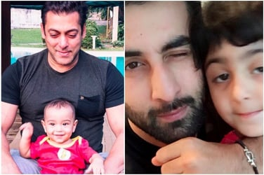 4 doting uncles of Bollywood who love spending time with their nieces and nephews