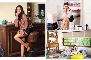 WOW! Alia Bhatt's new home is as spunky as her!
