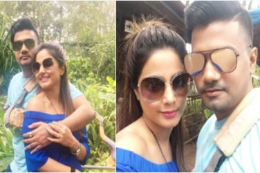 It's confirmed: Hina Khan finally makes her relationship public!