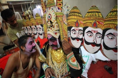5 interesting facts about Ravan you must tell your child this Dusshera