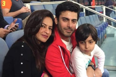 Congratulations! It's a baby girl for second-time dad Fawad Khan!