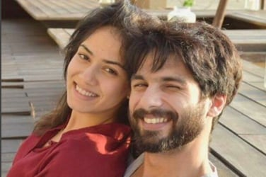 Like all new dads, Shahid Kapoor is getting the jitters as his paternity leave comes to an end