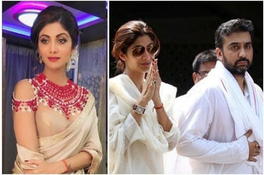 Work is the best antidote, says Shilpa Shetty as she resumes work after father's death