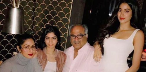 This is the ONE thing father Boney Kapoor doesn't want for his daughter Jhanvi!