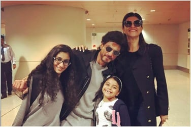 Single mum Sushmita Sen has an important message for all Indian parents