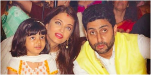 Abhishek Bachchan reveals some surprising details about Aaradhya's future!