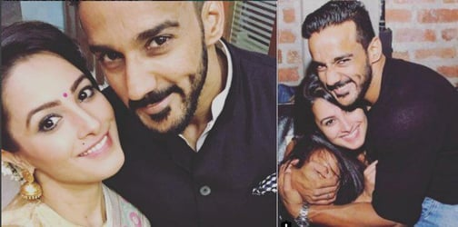 Anita Hassanandani tells hubby Rohit Reddy in the cutest way that she's ready for a baby!
