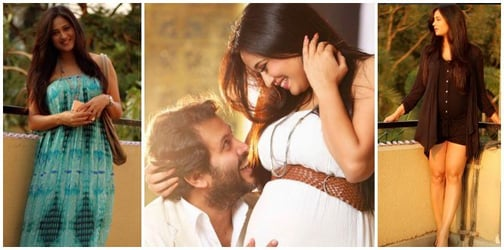 To-be mum Shweta Tiwari looks GORGEOUS as she enters the final month of her pregnancy