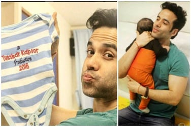 I am pro-adoption but I always wanted to have my own child: Tusshar Kapoor