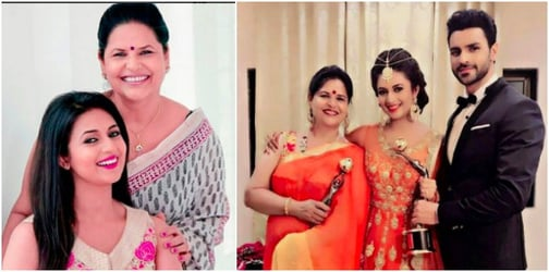 Divyanka Tripathi shares her birthday with THIS special person