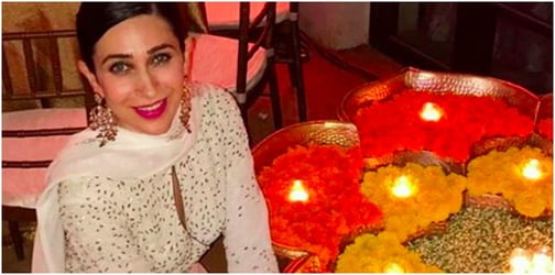 Mum Karisma Kapoor shows you the unique 3 Indian outfits you must own!