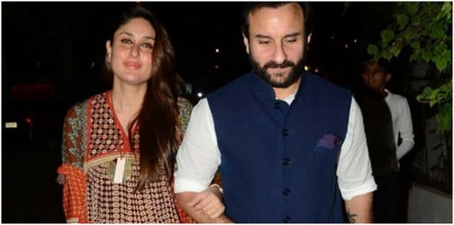 Saif Ali Khan's WhatsApp picture is a funny dedication to his son Taimur!