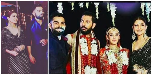 Watch! Virat Kohli and Anushka Sharma's dance on Gur Nal Ishq Mitha is the sweetest thing you'll see today!