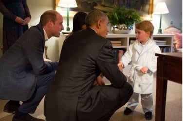 Follow Prince William to boost your child's self-confidence