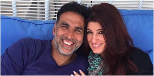 THIS is how Twinkle and Akshay are celebrating their 'fiesty' 16th wedding anniversary!
