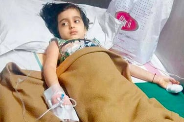 Five-year-old loses finger in popular Mumbai school, incident sparks outrage