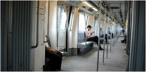 Women can carry small knives on Delhi Metro now. Here's what they think about this 'bold' move!