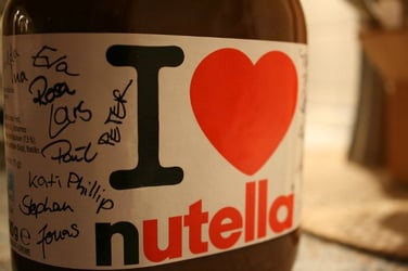 Homemade Nutella Anyone? Here's A Quick And Super-Easy Recipe!