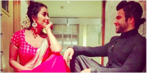 Television's golden couple Asha Negi and Ritvik Dhanjani all set to tie the knot