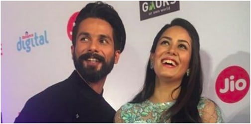 Shahid Kapoor feels that his wife Mira Rajput is not married to him, but to THIS someone else!